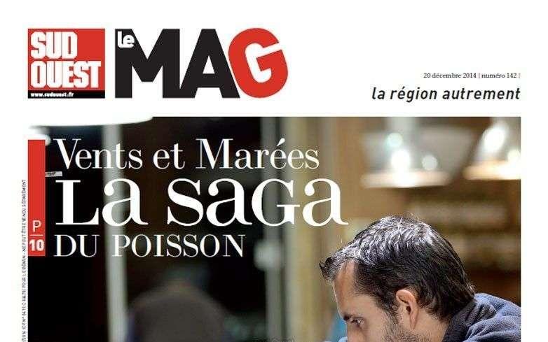 Vents Et Marées, La Saga Sans écailles D'une Poissonnerie Girondine