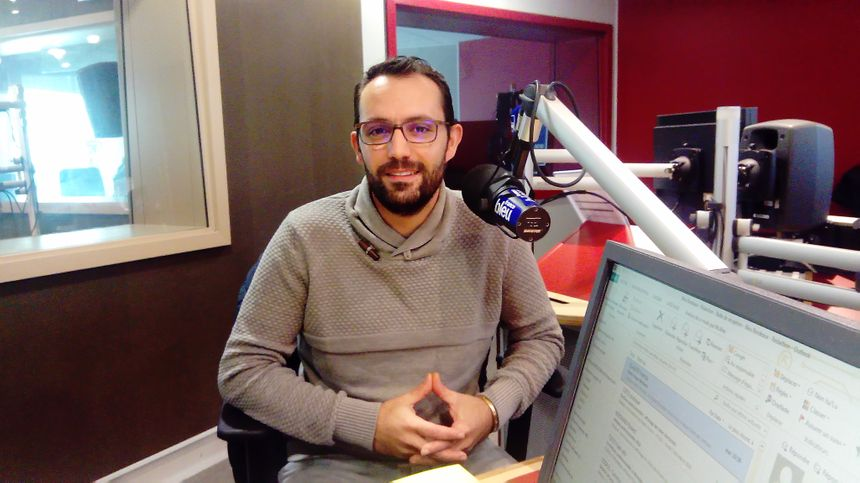 Damien Sautour Nous Parle De La St Jacques Aux Côtés D'Isabelle Wagner Et Chef Jésus