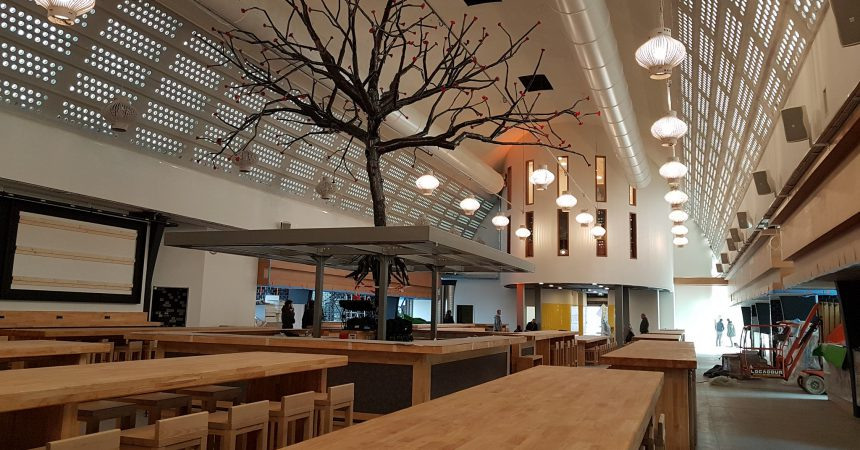 Vents & Marées Ouvre Son Corner De Restauration Au Sein De La Boca FoodCourt